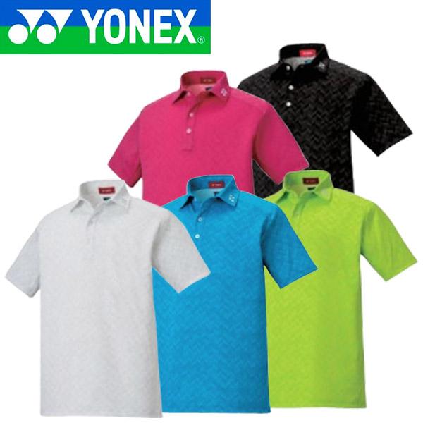 【メール便送料無料】ヨネックス ゴルフウェア メンズ 半袖ポロシャツ GWS1149 2020春夏