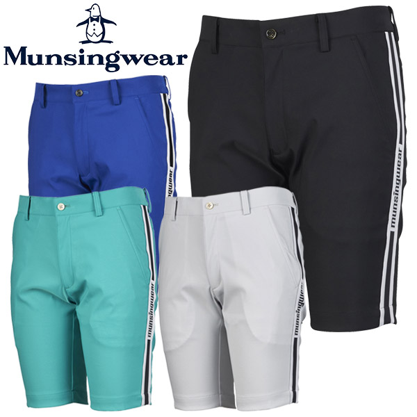 マンシングウェア ゴルフウェア メンズ ショートパンツ MEMPJD51 2020春夏