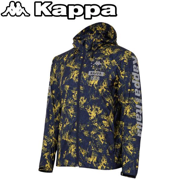 カッパ ウィンドジャケット メンズ KM652WT45-NV2