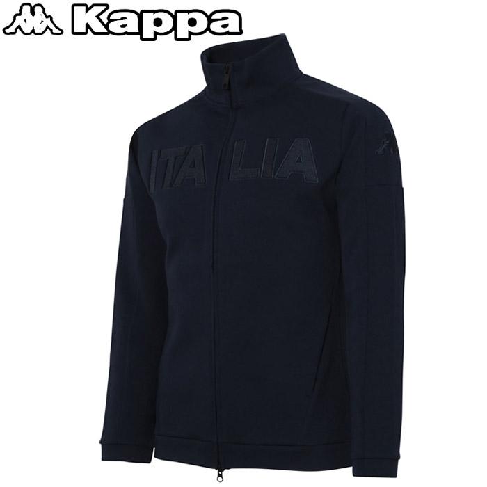 カッパ サッカー スウェットジャケット メンズ KL752KT11-NV