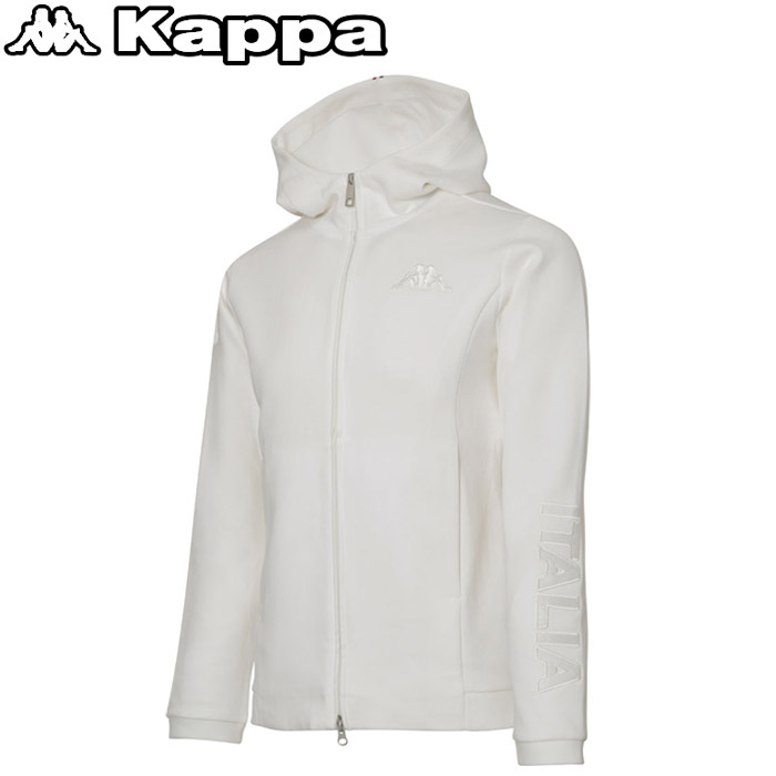 カッパ サッカー スウェットフード付きジャケット メンズ KL752KT12-OW