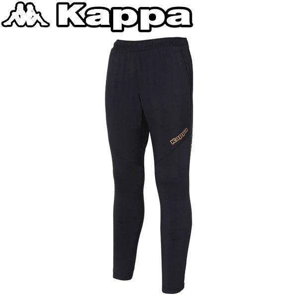 カッパ サッカー ウォームトライアルパンツ メンズ KF752KB22-BK:FZONEスポーツ