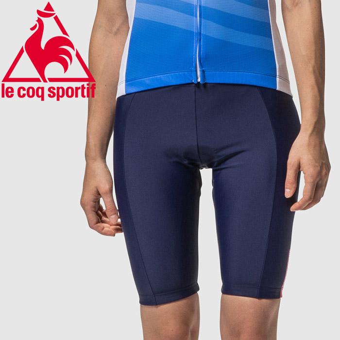【2点までメール便送料無料】ルコック ショートパンツ Short Pants レディース QCWNGD01-NVY