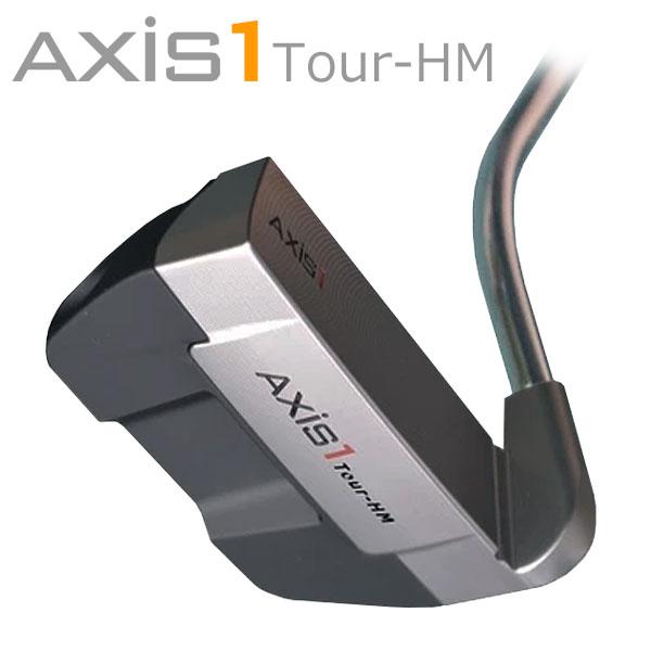 【6月10日入荷分】 AXIS1 Tour HM パター 2020 日本正規品 アクシスワン ツアー ハーフマレット