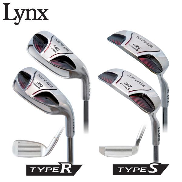 Lynx Golf リンクス YS-ONE チッパー LYNXオリジナルスチール 2015モデル ルール適合