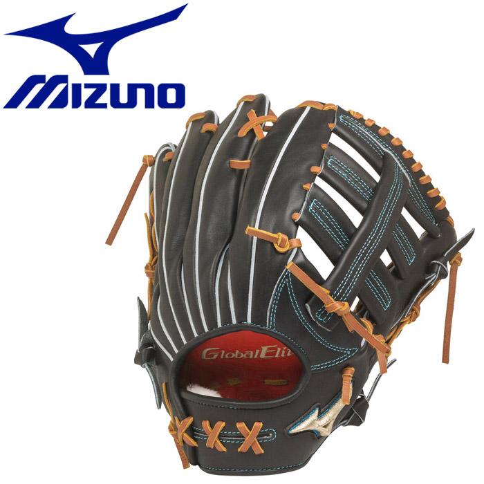 ミズノ 野球 硬式用 グローバルエリート HSelection∞インフィニティ 外野手用 サイズ18N 1AJGH2230709