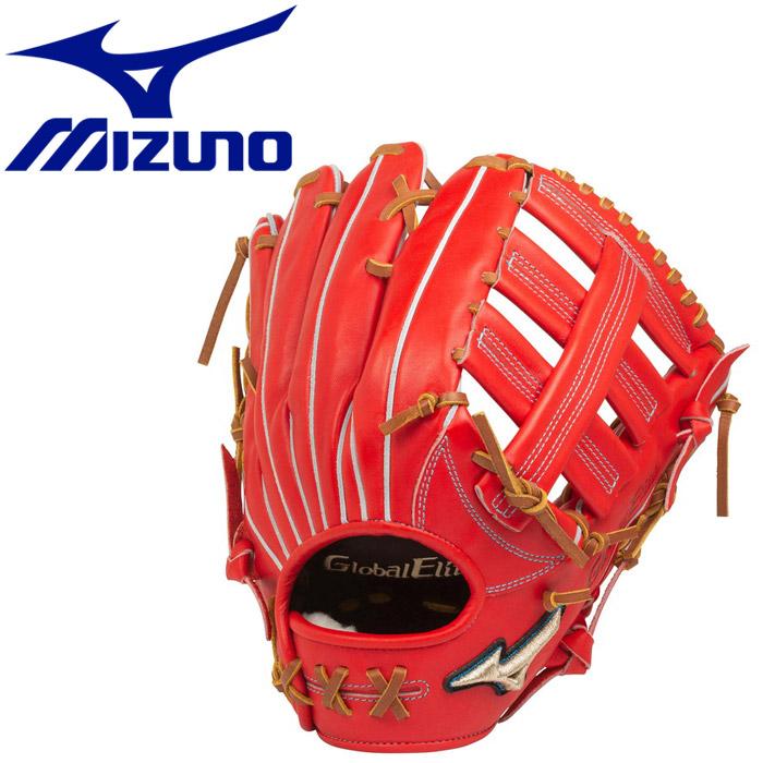 ミズノ 野球 硬式用 グローバルエリート HSelection∞インフィニティ 外野手用 サイズ18N 1AJGH2230770