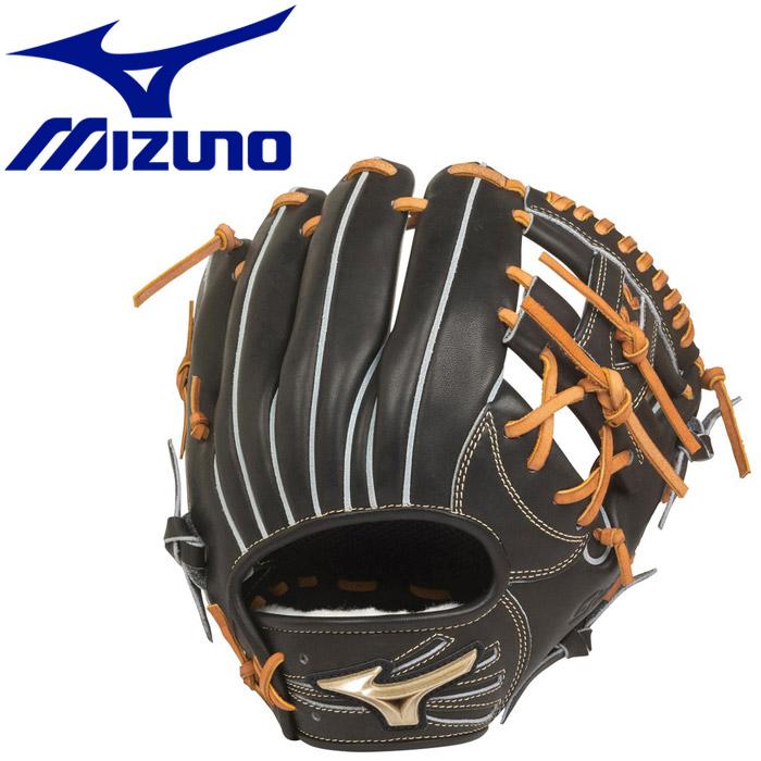 ミズノ 野球 硬式用 グローバルエリート HSelection02+ プラス 内野手用 サイズ8 1AJGH2240309