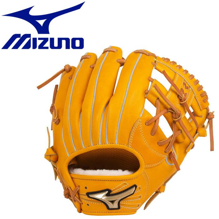 ミズノ 野球 硬式用 グローバルエリート HSelection02+ プラス 内野手用 サイズ8 1AJGH2240354