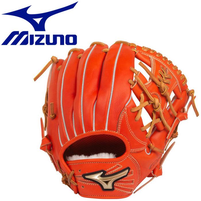 ミズノ 野球 硬式用 グローバルエリート HSelection02+ プラス 内野手用 サイズ9 1AJGH2242352