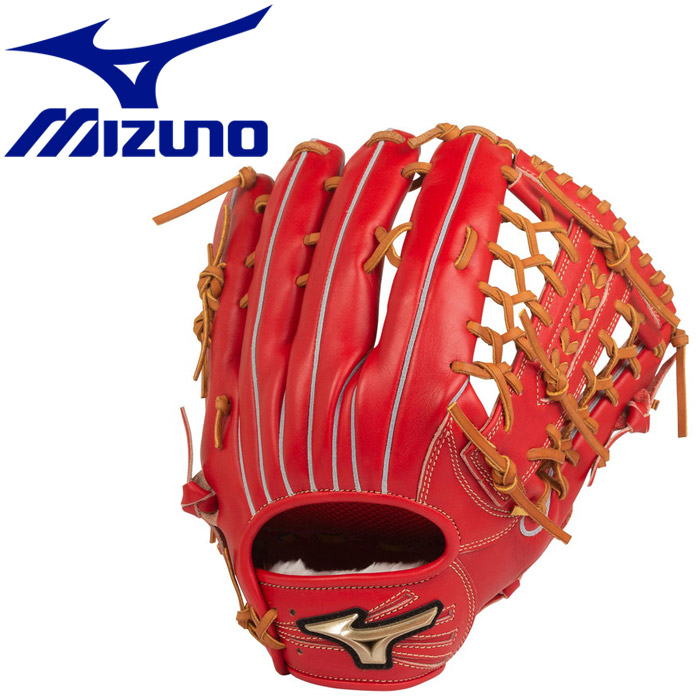 ミズノ 野球 軟式用 グローバルエリート HSelection02+ プラス 外野手用 サイズ16N 1AJGR2241770