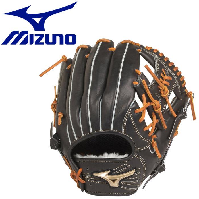ミズノ 野球 軟式用 グローバルエリート HSelection02+ プラス 内野手用 サイズ9 1AJGR2242309
