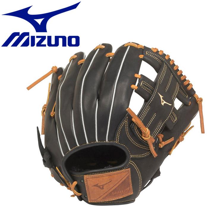ミズノ 野球 軟式用セレクトナイン 内野手向け サイズ9 1AJGR228130949