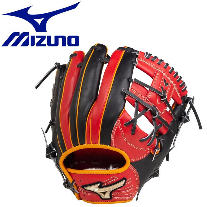 ミズノ ソフトボール ソフトボール用 グローバルエリート HSelection02+ プラス 内野手用 サイズ8 1AJGS224037009