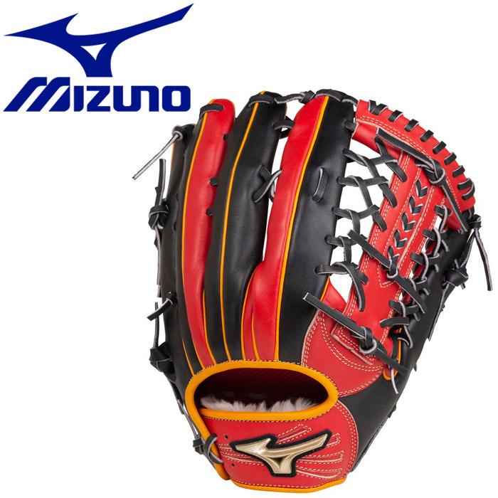 ミズノ ソフトボール ソフトボール用 グローバルエリート HSelection02+ プラス 外野手用 サイズ16N 1AJGS224177009