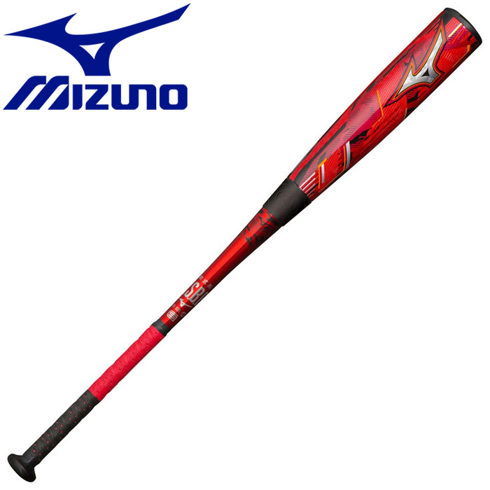 ミズノ 野球 軟式用マグナインパクト FRP製 85cm 平均760g 1CJFR1048562
