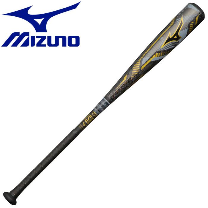 ミズノ 野球 軟式用ディープインパクト FRP製 84cm 平均700g 1CJFR1078409