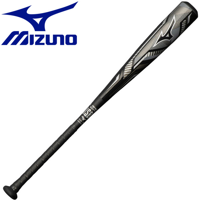 ミズノ 野球 少年軟式用ディープインパクト FRP製 80cm 平均570g 1CJFY1158009