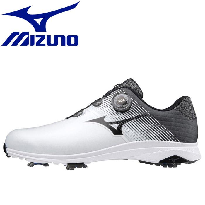 ミズノ ゴルフ ネクスライト007ボア EEE ゴルフ メンズ 51GM201009 シューズ