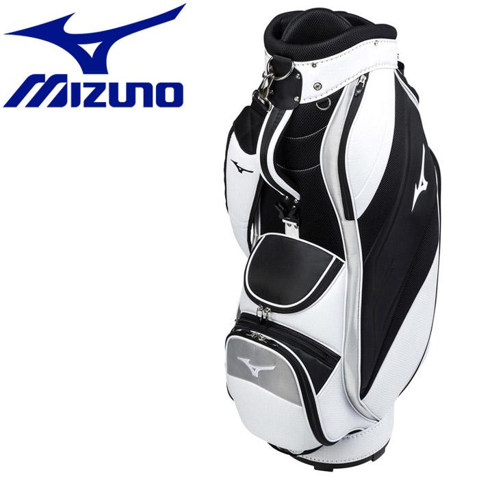 ミズノ ゴルフ ライトスタイルNEXLITE キャディバッグ メンズ 5LJC2002000109