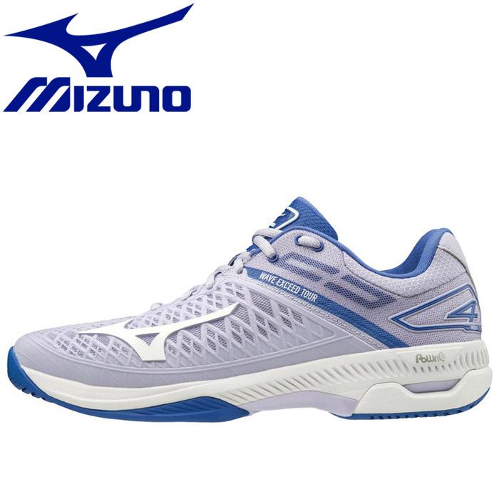 ミズノ テニス ソフトテニス ウエーブエクシード ツアー4 AC ユニセックス 61GA207067 シューズ