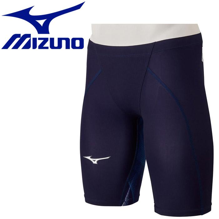 【メール便送料無料】 ミズノ スイム 競泳用MX・SONIC α ハーフスパッツ メンズ N2MB001220