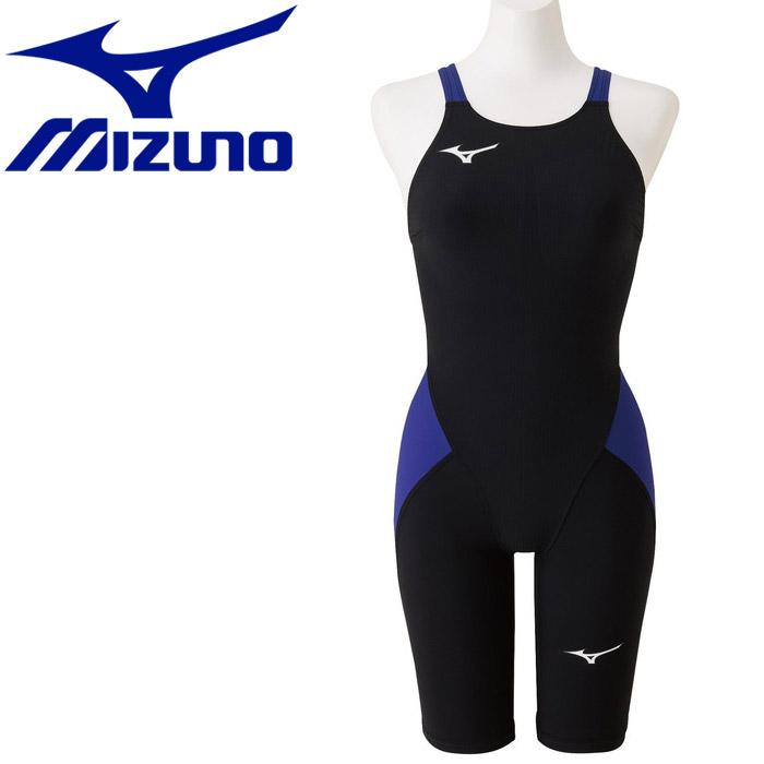 【メール便送料無料】 ミズノ スイム 競泳用MX・SONIC α ハーフスーツ レディース N2MG021192