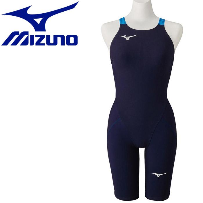 【メール便送料無料】 ミズノ スイム 競泳用MX・SONIC α ハーフスーツ ジュニア N2MG041220