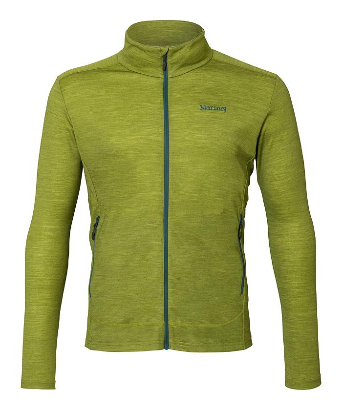マーモット Climb Wool Zip Jacket ジャケット メンズ TOMLJB66-BEN