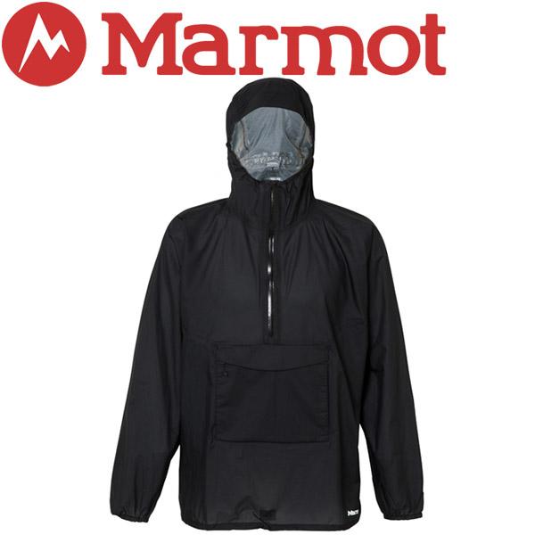 マーモット Zp Resistant Anorak ジャケット メンズ TOMLJK04-BLK