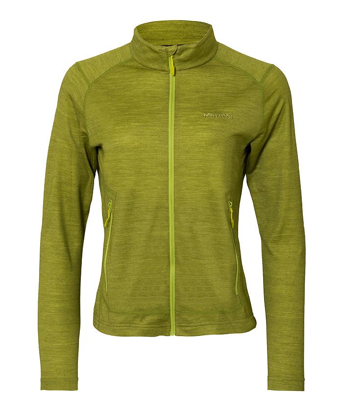 マーモット Ws Climb Wool Zip Jacket ジャケット レディース TOWLJB66-BEN