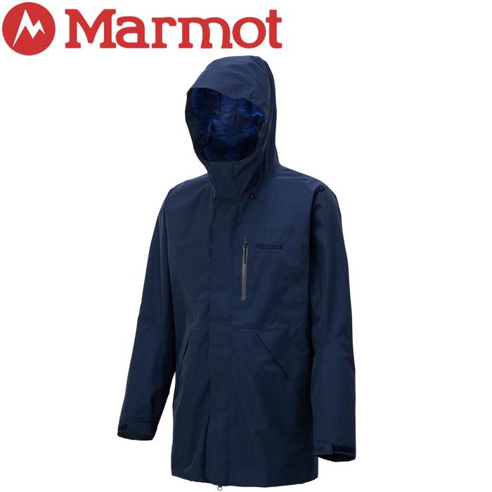 クリアランスセール32%OFF!マーモット GORE-TEX Exceed Jacket ゴアテックスエクシードジャケット メンズ TOMOJK01-DNV