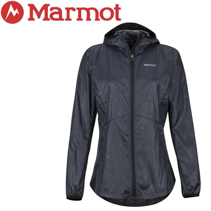 マーモット Ws Trail Wind Hoody ジャケット レディース TOWNGK5884-001