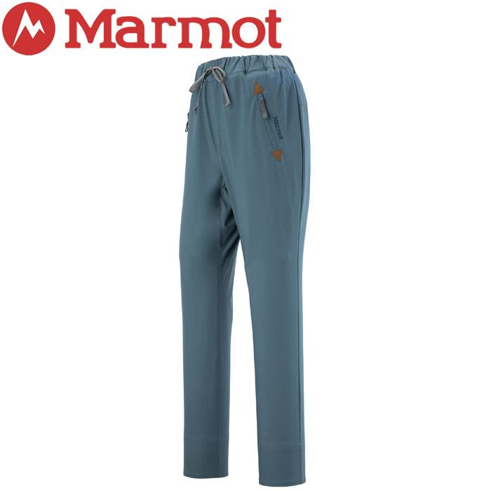 マーモット W's Soft Shell Pant ウィメンズソフトシェルパンツ レディース TOWOJD92YY-GBL