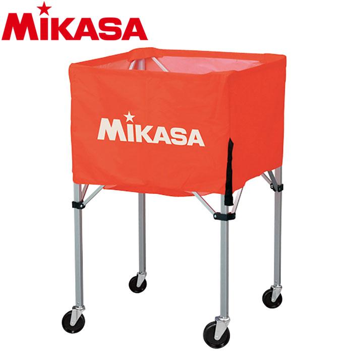 ミカサ ボールカゴ 屋外用 オレンジ BC-SP-HL-O 9068067