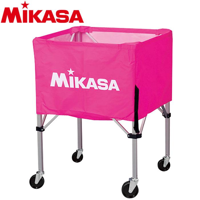 ミカサ ボールカゴ 屋外用 ピンク BC-SP-HL-P 9068066