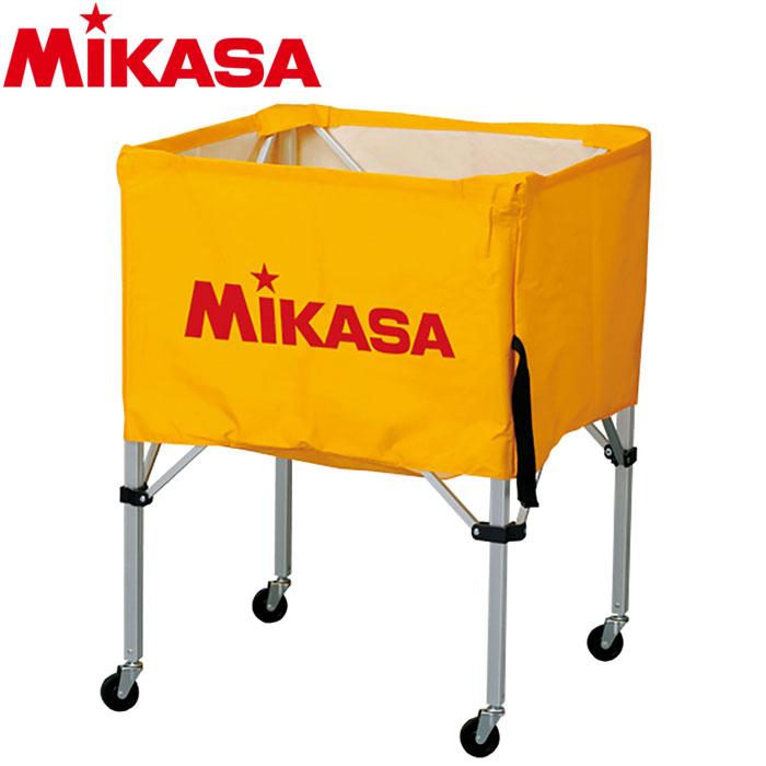 ミカサ ボールカゴ 箱型 小 イエロー BC-SP-SS-Y 9068022