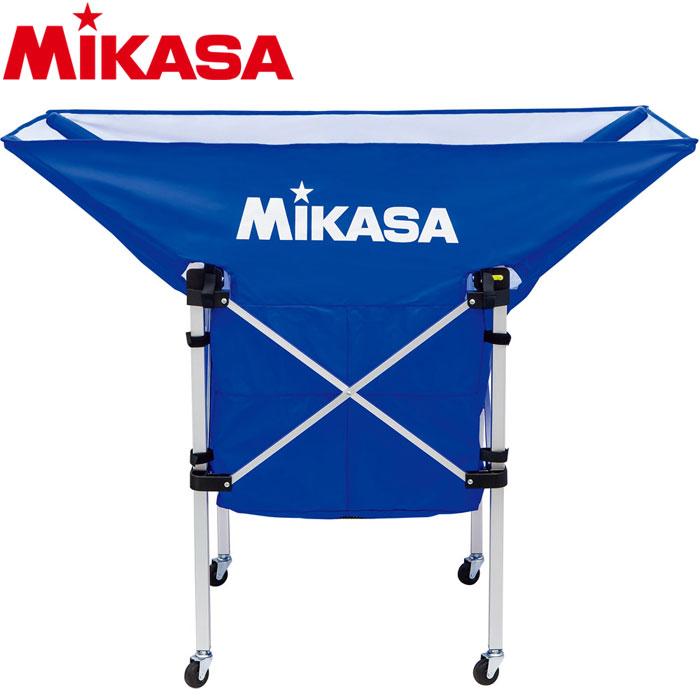 ミカサ 携帯用折り畳み式ボールカゴ 舟型 ACBC210BL
