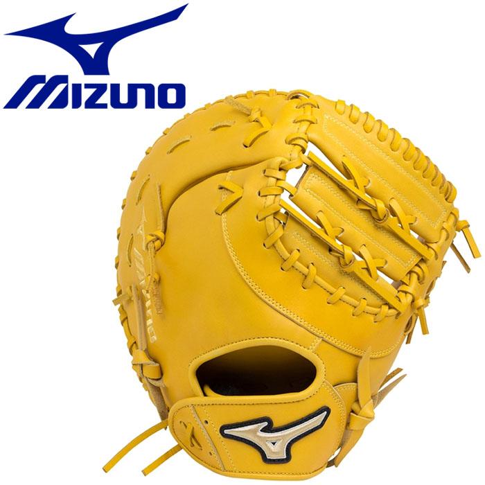 ミズノ エレメントフュージョンUMiX ソフトボール用 捕手 一塁手兼用 グラブ 1AJCS1842047