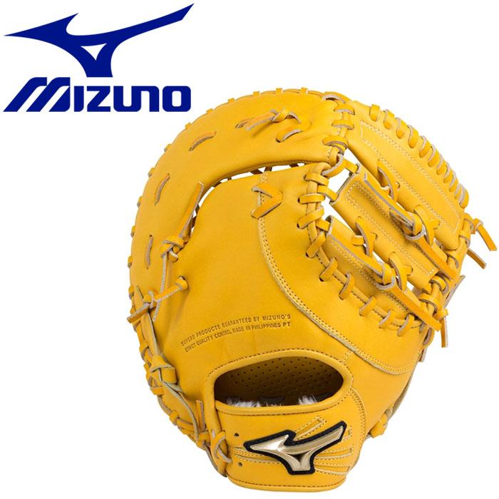 ミズノ Hselection02 ゴールデンエイジ軟式用 一塁手用:TK型 グラブ 1AJFY1800047