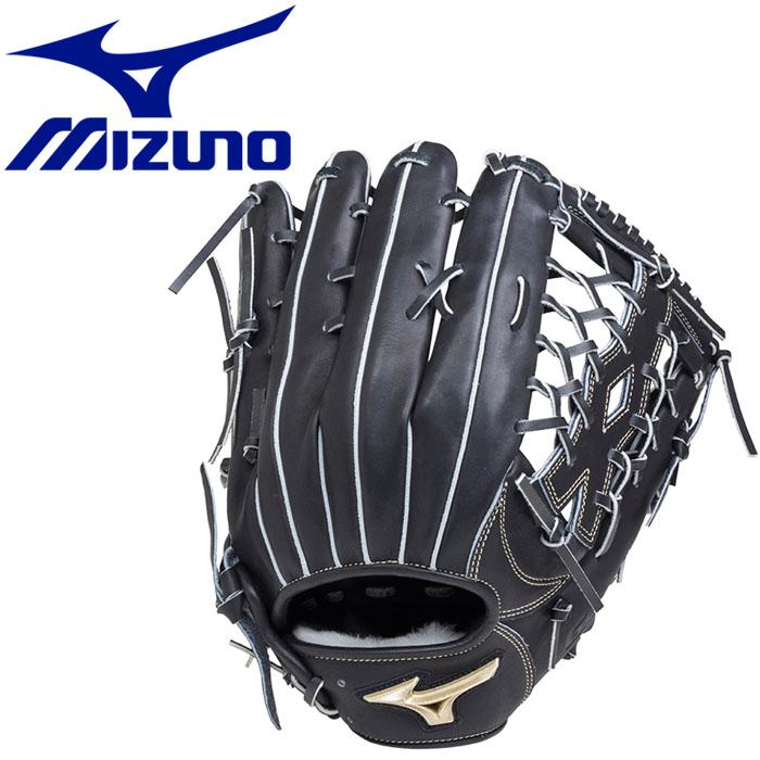 ミズノ Hselection01 硬式用 外野手用:サイズ16N グラブ 1AJGH1820709