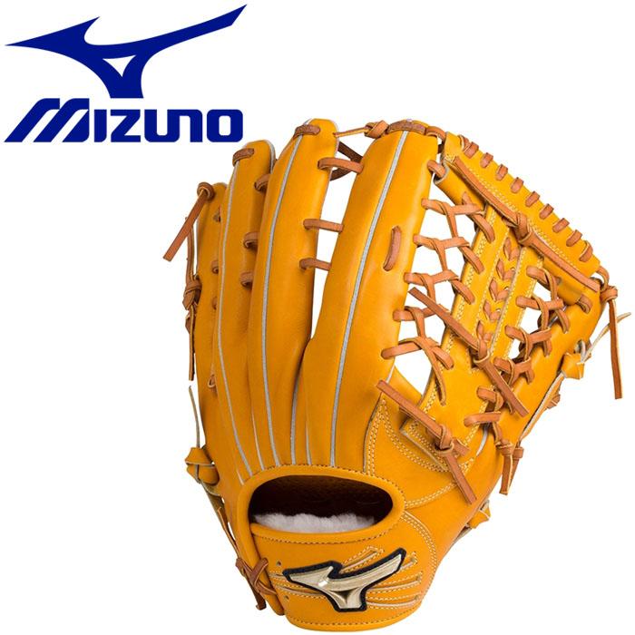 ミズノ Hselection02 硬式用 外野手用:サイズ16N グラブ 1AJGH1830754