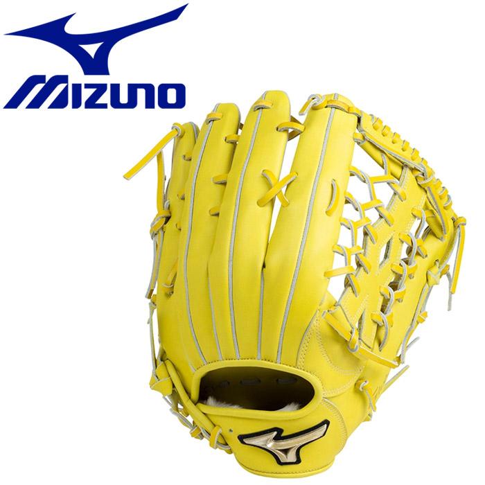 ミズノ Hselection01 ソフトボール用 外野手用:サイズ16N グラブ 1AJGS1820740