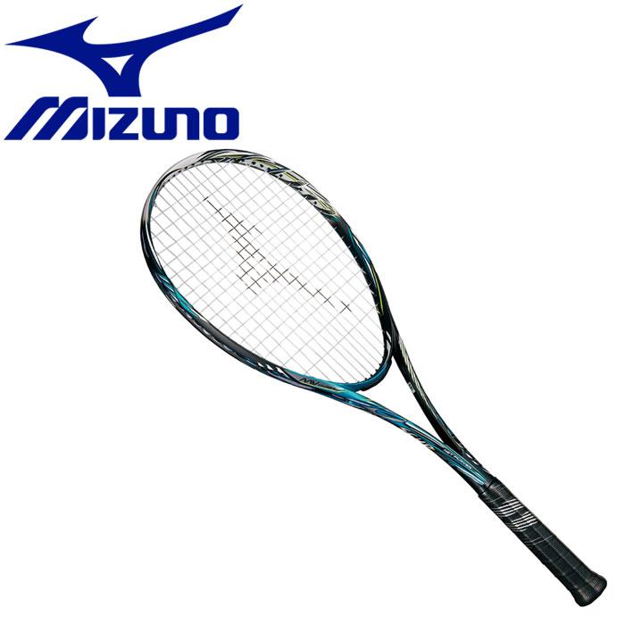 ミズノ テニス SCUD 05-R スカッド05アール 軟式 ソフトテニス ラケット フレームのみ 63JTN95524