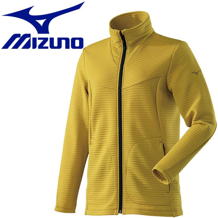 ミズノ ブレスサーモ リップルキルトジャケット レディース A2MC872647