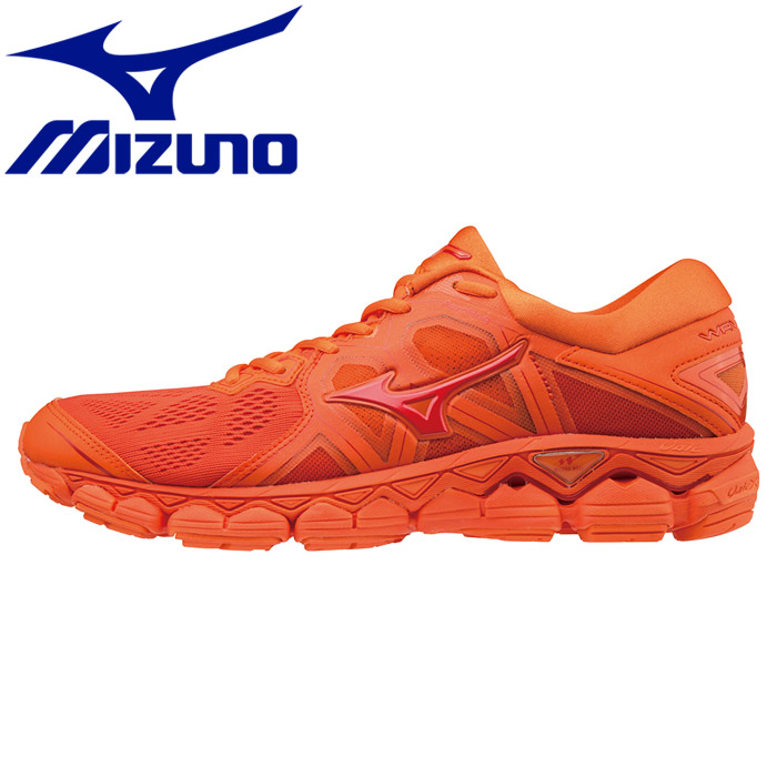 detailed look 214dd 50c27 Clearance sale 30%OFF! Mizuno WAVE SKY 2 running shoes men J1GC180259