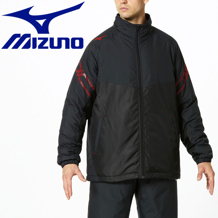 ミズノ MC-L 中綿ブレスサーモジャケット メンズ レディース 32ME963096