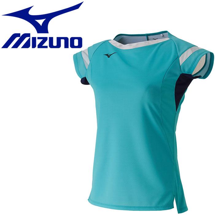 ミズノ テニス ゲームシャツ レディース 62JA970832