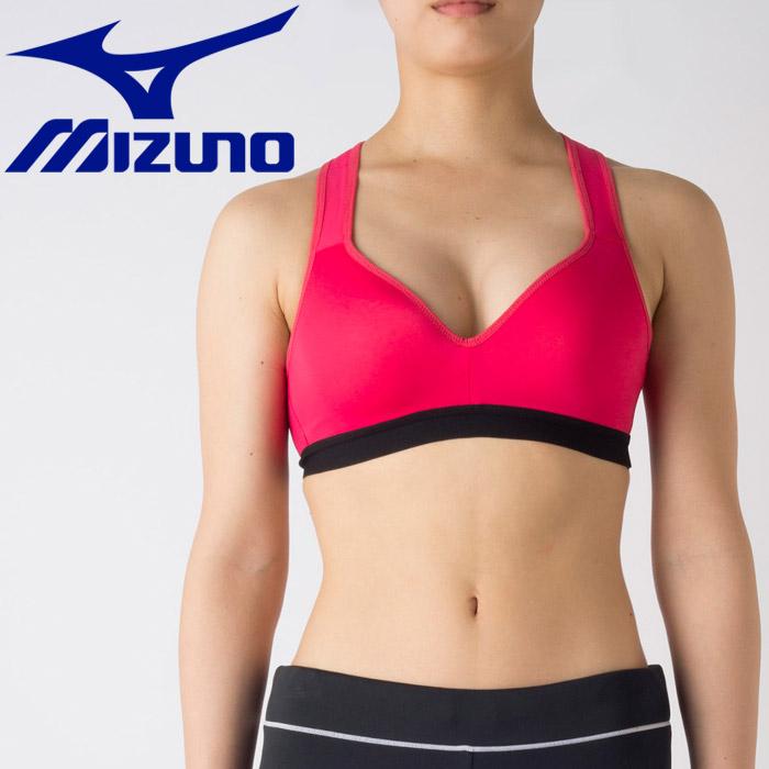 44e7ac5058f31 FZONE  Clearance sale 30%OFF! Mizuno bio gear sports bra type thought Bra  Lady s K2MJ7D6465
