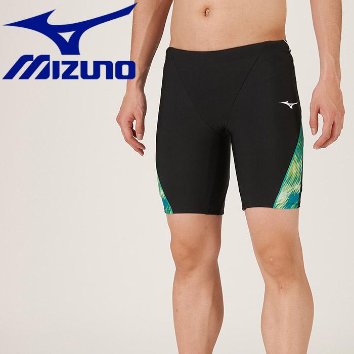 ミズノ 水泳 ハーフスパッツM UPKICKER フィットネス 水着 メンズ N2JB960193